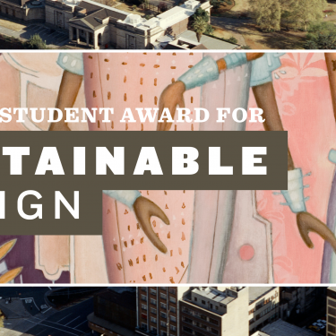 Introducing the AfriSam Student Award for Sustainable Design.