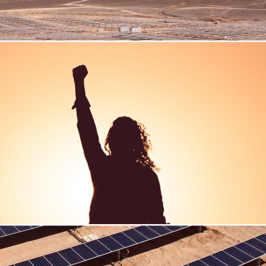 Will women build the sustainable technology of the future?