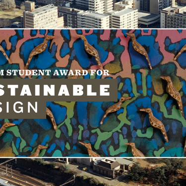R60 000 up for grabs for the Afrisam Student Award for Sustainable Design.