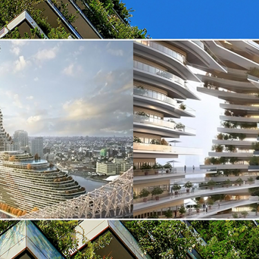 Mandragore: the skytower that is actually a liveable sink