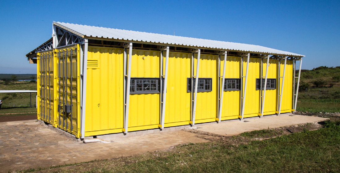 Container Computer Classroom